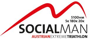 SocialMan Langdistanztriathlon in Österreich 2