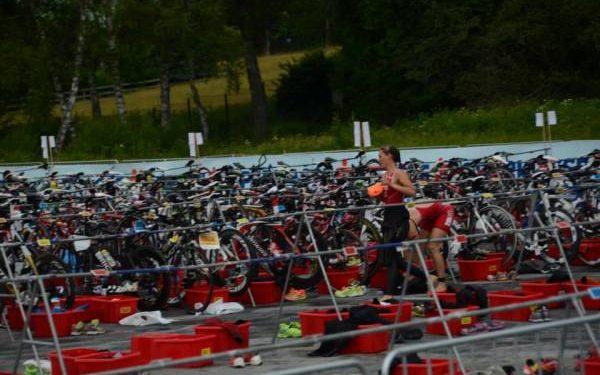 Entwicklung der Triathlon Finisherzahlen in Österreich 1