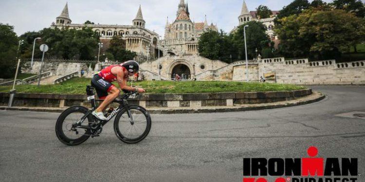 Ein einzigartiges Rennen im Herzen der Stadt beim IRONMAN 70.3 Budapest 1