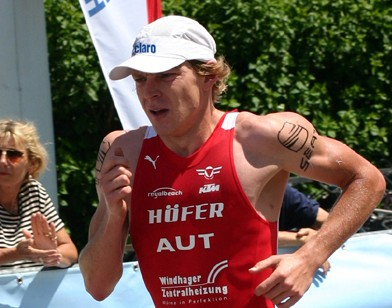 Fürnkranz und Höfer neue Triathlon Mitteldistanz Staatsmeister 1