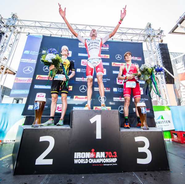 Video: IRONMAN 70.3 World Championship Zell am See - Kaprun 3