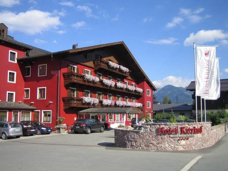 Österreicher Haus bei Triathlon Europameisterschaften in Kitzbühel 1