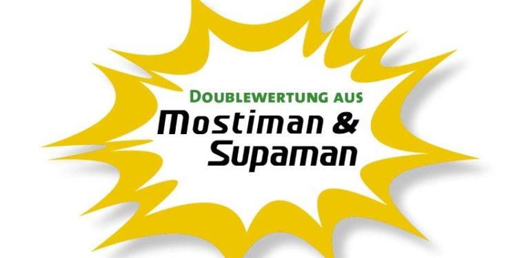 Mostiman mit neuer Double Wertung 1
