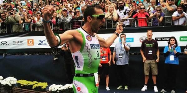 Video: Pre Race IRONMAN Austria - Marino Vanhoenacker 1