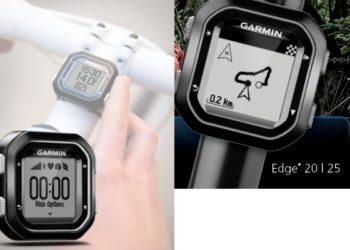 Garmin - kleinste GPS-Radcomputer der Welt 7