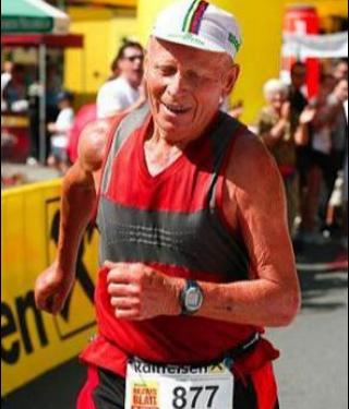 Triathlon Österreich trauert um Franz Knorr 1