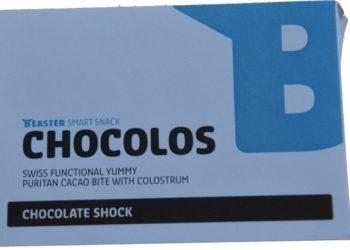 Beaster präsentiert Chocolos - die Schokolade die keine ist 1