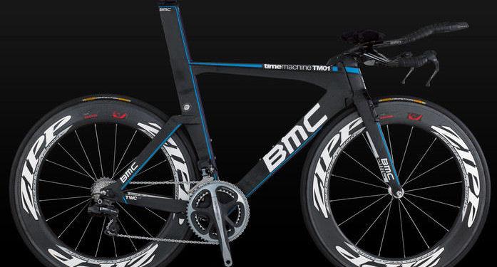 BMC präsentiert neues Zeitfahrrad in Wien 1