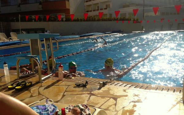Teil 3: In 4 Monaten Schwimmen lernen 1