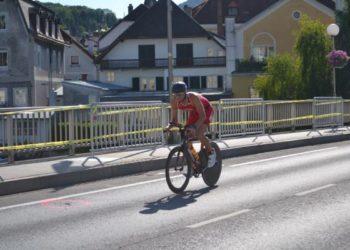 Wihlidal siegt beim Gmunder Sprinttriathlon 1