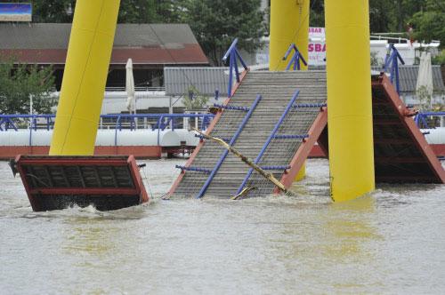 update 3: Schwimmen beim Vienna City Triathlon abgesagt, neue Streckenführung- Traun wartet ab! 10