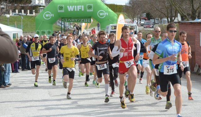 Duathlon Saison in Donnerskirchen gestartet 1