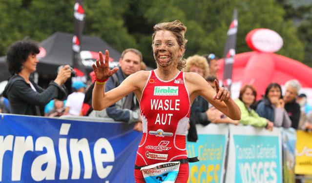 Wasle Zweite bei Gerardmer Triathlon 1