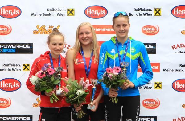 Sensationeller 2. Platz von Sara Skardelly im Junioren Europacup 2