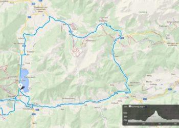 Die Radstrecke des IRONMAN 70.3 Zell am See - Kaprun 3