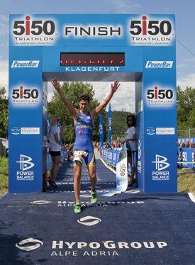 Anmeldungen für Triathlon Bewerbe 2012 starten 1