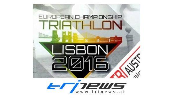 Zeitplan für ETU Europameisterschaften in Lissabon 1