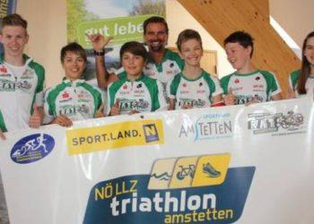 Leistungszentrum für Jung-Triathleten in Amstetten 2