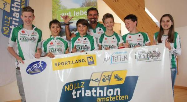 Leistungszentrum für Jung-Triathleten in Amstetten 1
