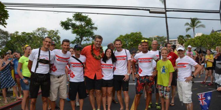 Parade der Nationen in Kailua Kona 1