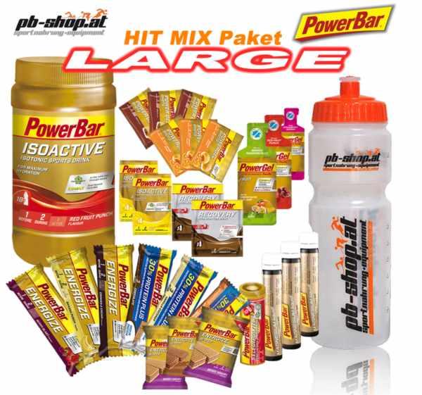 PowerBar Angebote für dein Trainingslager 4
