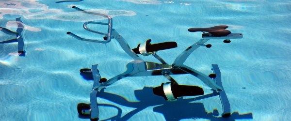 Neue Sportart Aquabike 1