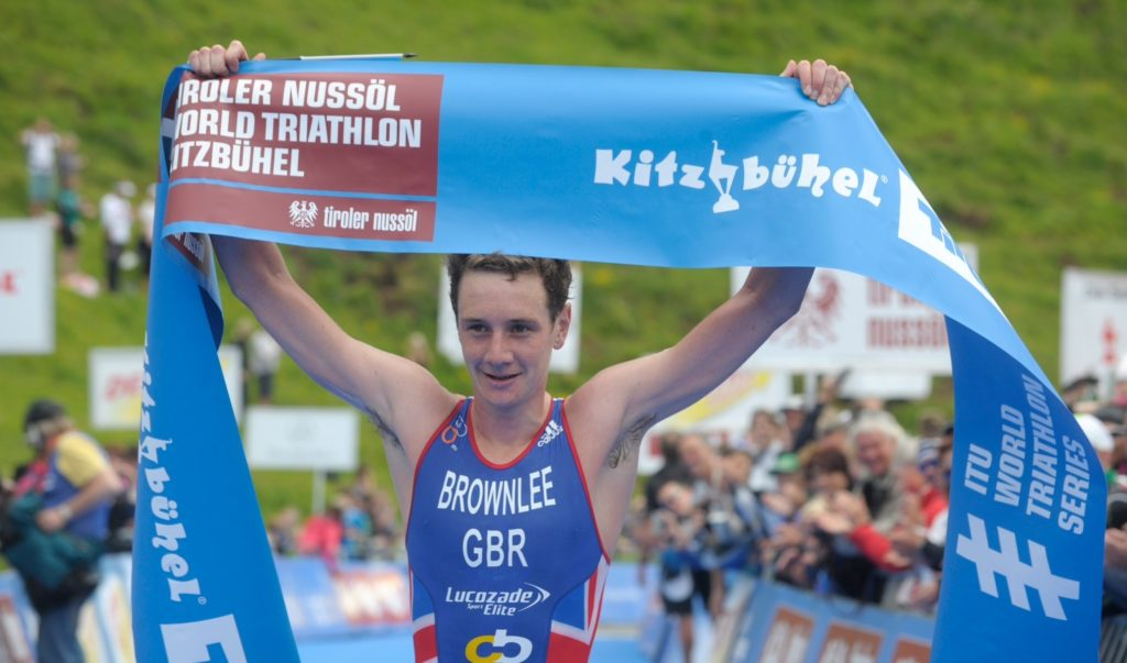 Auch Olympiasieger Brownlee in Kitzbühel am Start 1