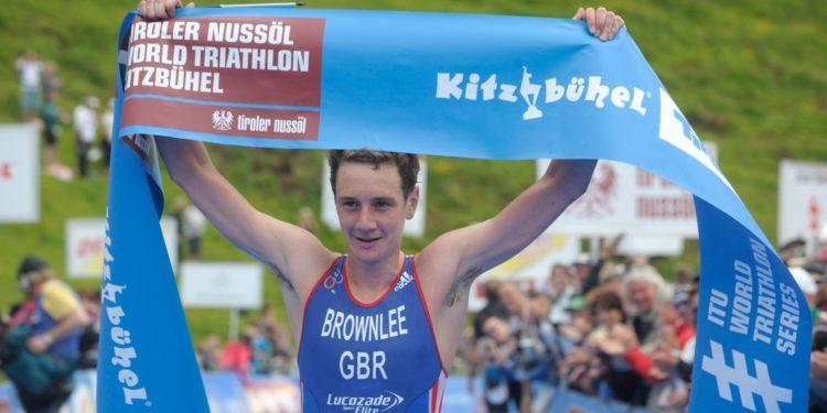 Auch Olympiasieger Brownlee in Kitzbühel am Start 1