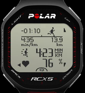 Polar RCX 5 im Triathlon - Tauglichkeitstest 1