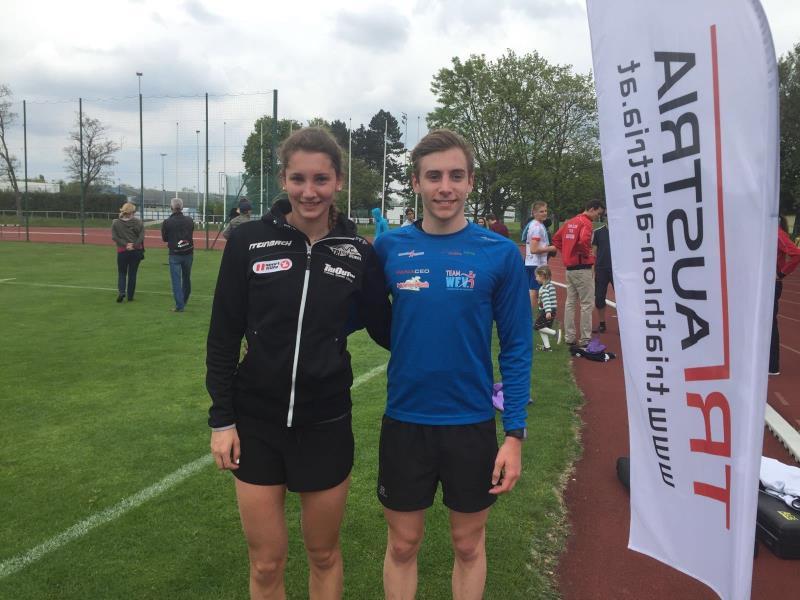 Schlagkräftiges Junioren Team für Triathlon EM in Lissabon 1