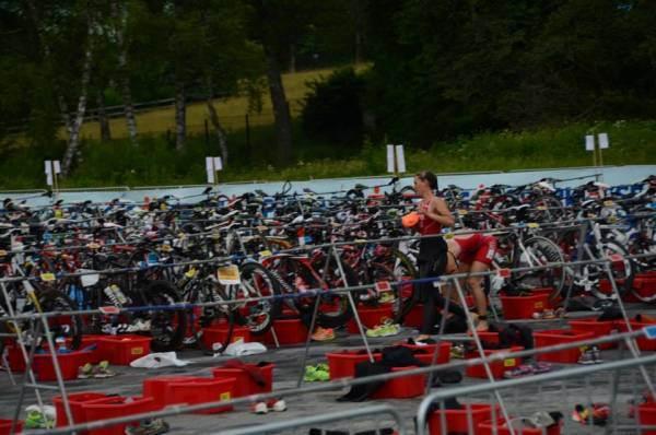 Der schnelle Wechsel im Triathlon 1