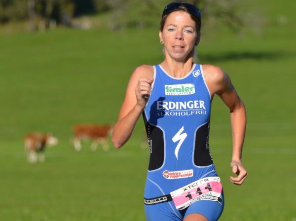 Carina Wasle holt Weltcupsieg bei XTERRA Schweiz 1