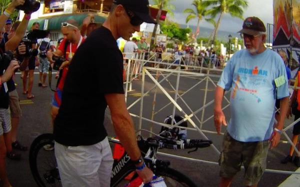Herren: Die Favoriten des IRONMAN Hawaii 1