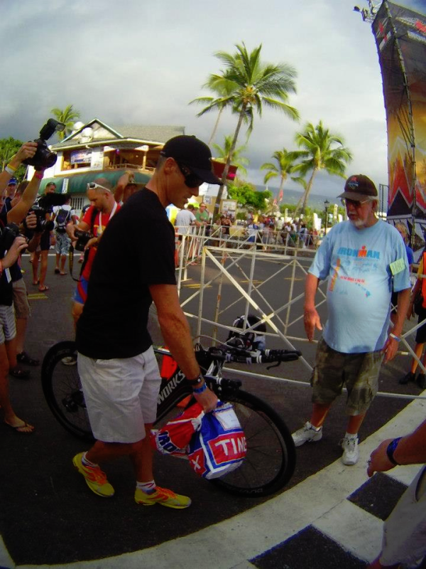 Herren: Die Favoriten des IRONMAN Hawaii 8