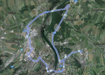 Sprintdistanz Staatsmeisterschaften 2016 in Gmunden? 1