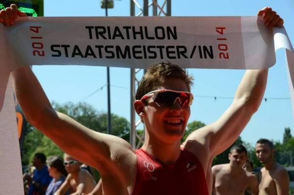 Saisonauftakt bei Cape Town Sprint Triathlon 1