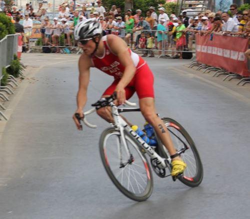 Triathlon Weltcup mit Ausscheidungsrennen in Ungarn 6