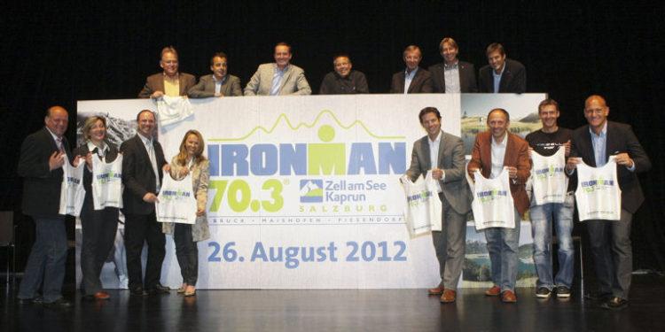 IRONMAN 70.3 kommt 2012 nach Zell am See-Kaprun 1