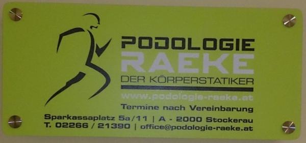 Raeke eröffnet Podologie in Stockerau 1