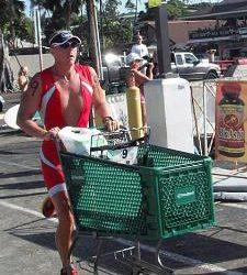 Trash Triathlon auf Hawaii 1