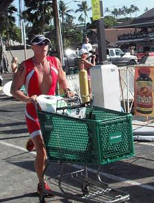 Trash Triathlon auf Hawaii 1