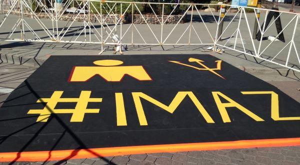 Michi Herlbauer bei IRONMAN Arizona in Top 10 1