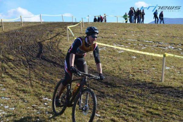 Highlights der Wintertriathlon Weltmeisterschaften aus Zeltweg 2