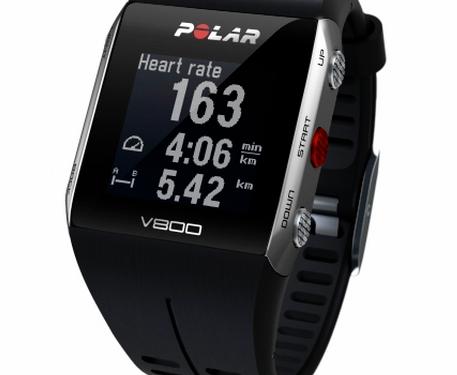 Polar V800 mit integriertem GPS 1