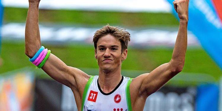 Steger verteidigt Titel bei 5. Chiemsee Triathlon 1