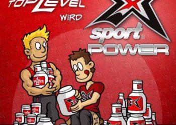 Aus toplevel wird X-Sport power 7