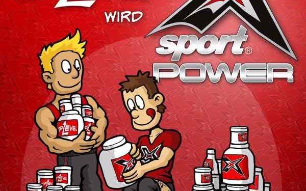 Aus toplevel wird X-Sport power 1