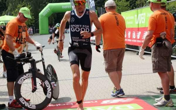 Van Vlerken und Frommhold gewinnen Challenge Roth 1