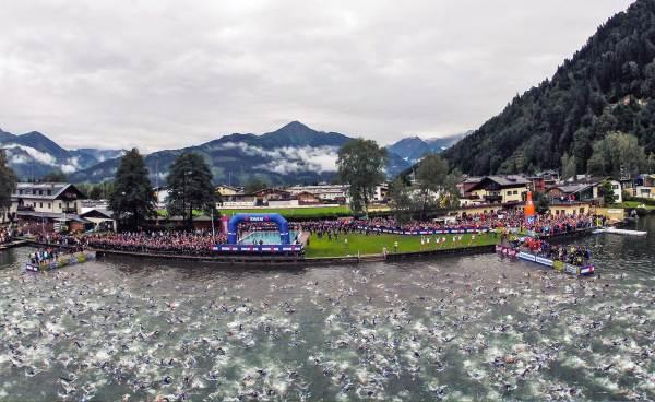 Nur mehr 100 freie Plätze für IRONMAN 70.3 Zell am See 1