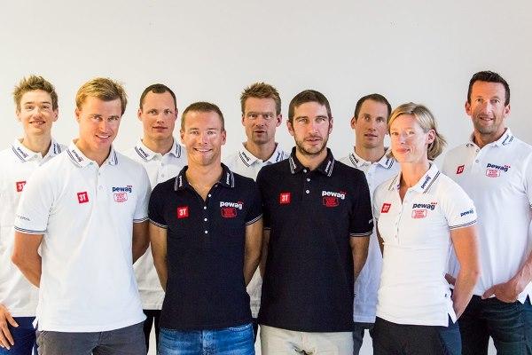 Das PEWAG Racing Team 2016-2018 1